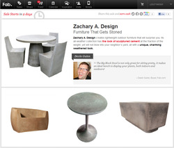 Zachary A. Design Preview Fab.com